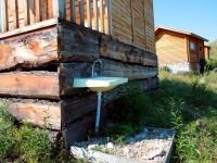 4 местный однокомнатный дом. База отдыха «Весёлый Роджер»